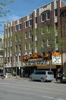 Cedar Rapids Historic Theater