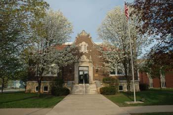 Vinton, Iowa Library