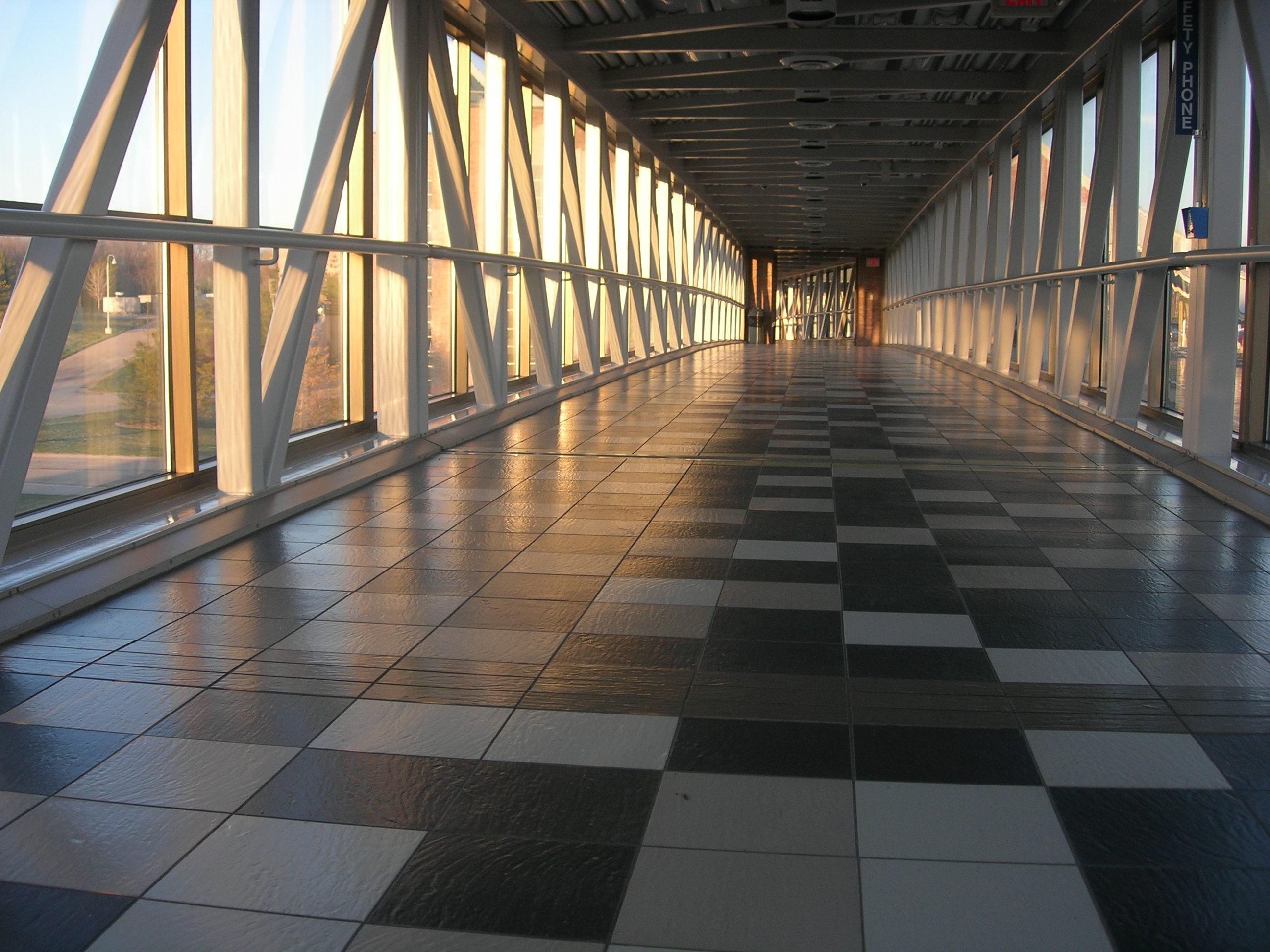 Calvin College Bridge