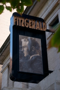 Fitzgerald Theater Sign 0443