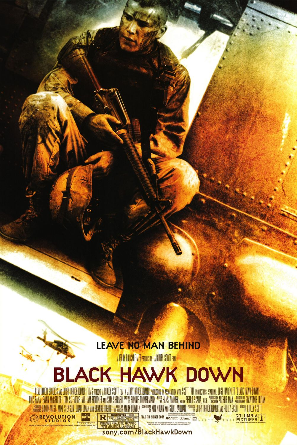 black hawk down imdb