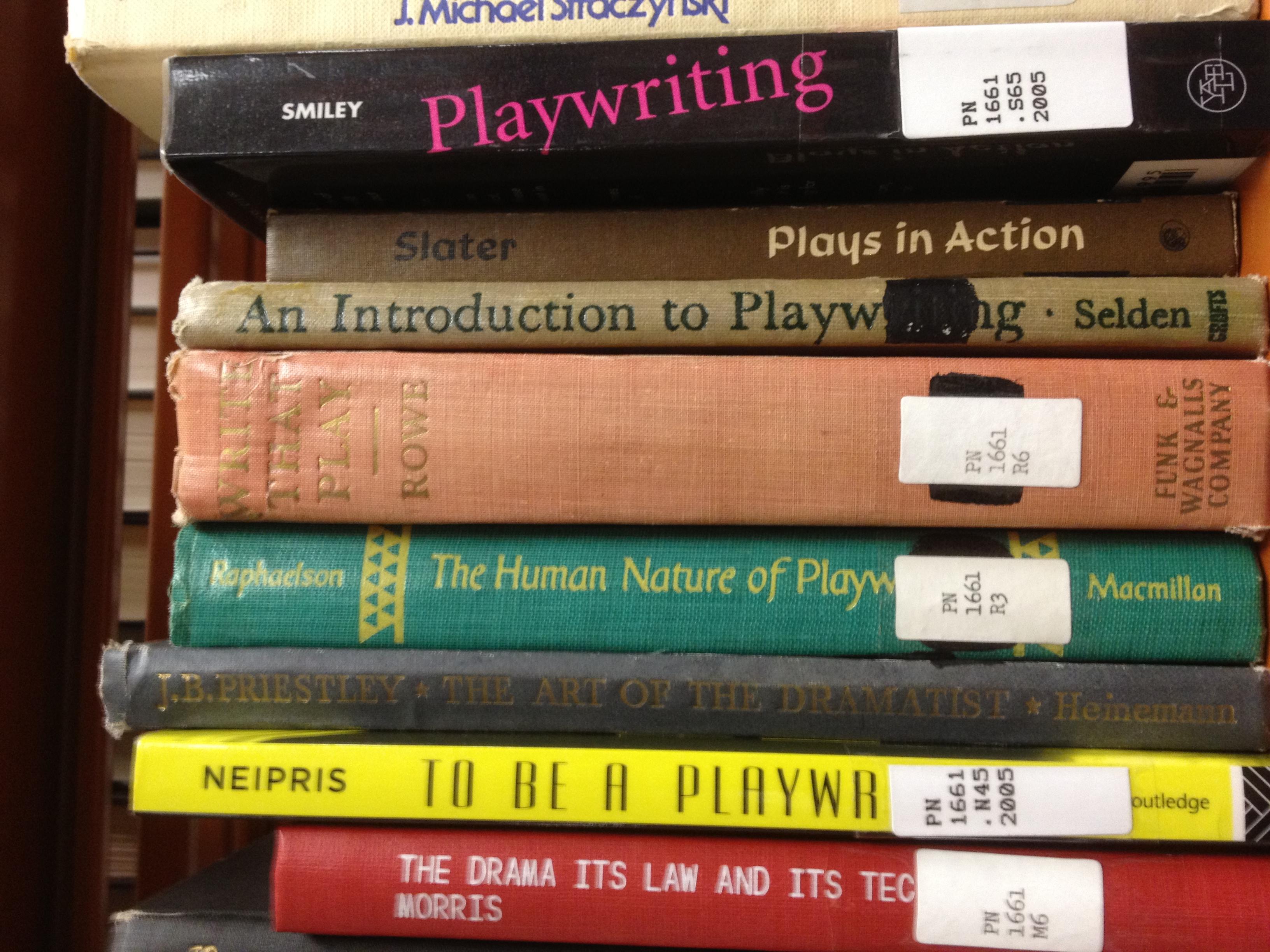 Samson raphaelson the human nature of playwriting awards