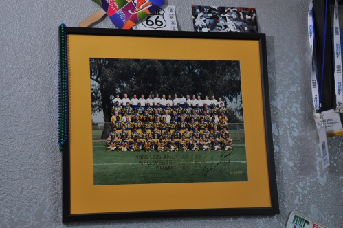 Eric Dickerson Sign PhotoFor sale?