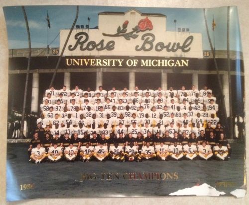 Michigan Rose Bowl