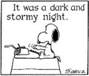 snoopy-stormy-night
