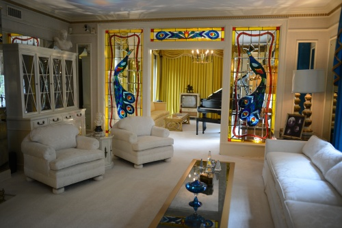 Elvis living room